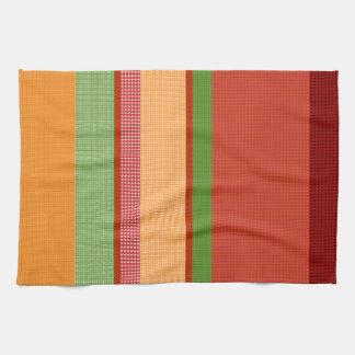Fall Pattern NO.3: Kitchen Towel