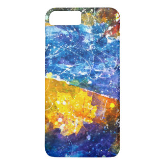 Fall River watercolor phone case