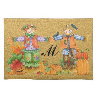Fall Season - American MoJo Placemats