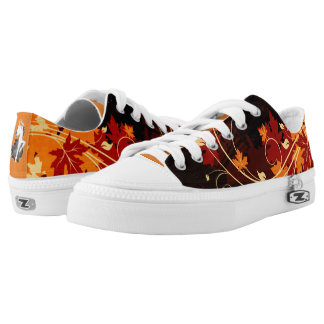 Fall Season Custom Low Tops