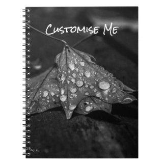 Fall Showers Notebooks