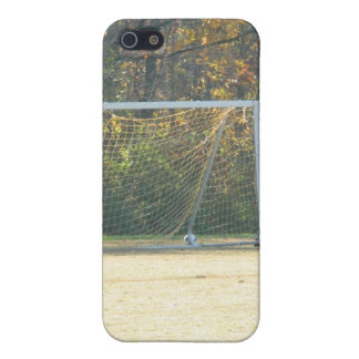 Fall Soccer Cover For iPhone 5
