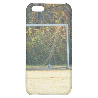 Fall Soccer Cover For iPhone 5C