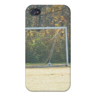 Fall Soccer iPhone 4/4S Covers