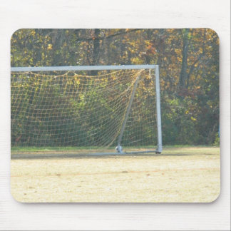 Fall Soccer Mouse Pads