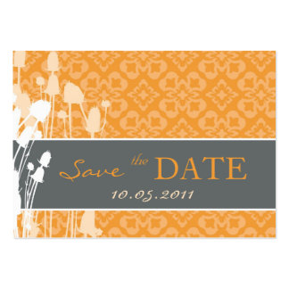 Fall Sophistication SD Reminder Notecard Pack Of Chubby Business Cards