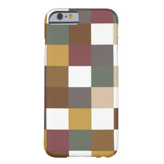 Fall Spice Barely There iPhone 6 Case