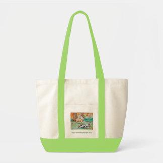 Fall Spirit Tote Bag