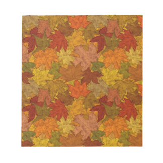 Fall Token Notepad