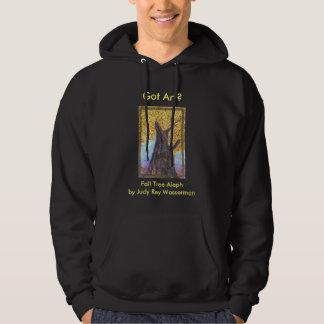 Fall Tree Aleph Sweatshirt