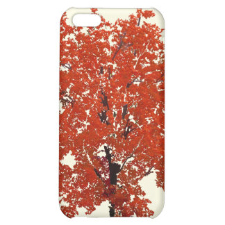 Fall Tree Case Case For iPhone 5C