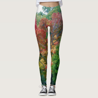 FALL TREE LEGGINGS