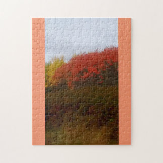 Fall Trees Jigsaw Puzzle