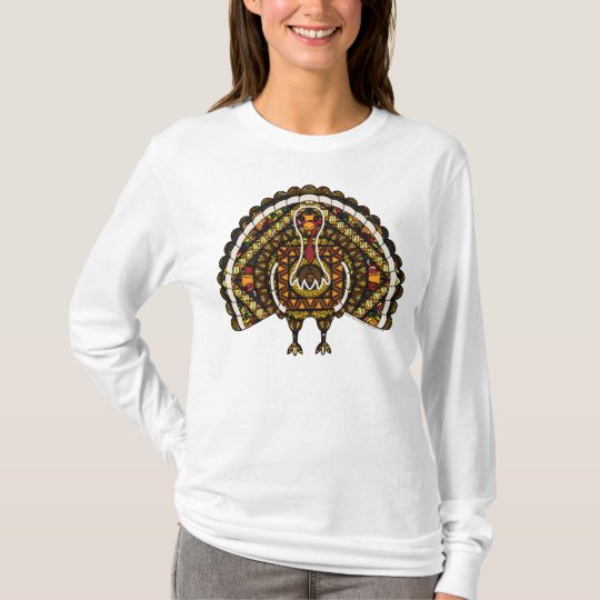 Fall Turkey Women's Light Shirt