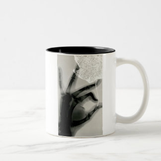 Fall Two-Tone Coffee Mug