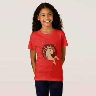Fall Unicorn T-Shirt