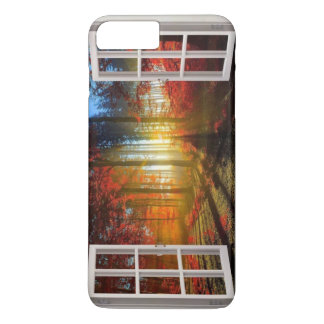 (fall view) iphone 7/8 case