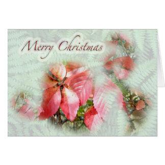 Fall Virginia Creeper Christmas Card