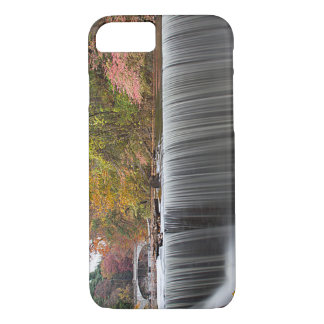 Fall Waterfall at Vanderbuilt iPhone 7 Case