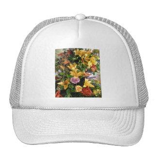 Fall Wedding Bouquet Cap