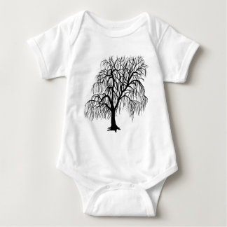 Fall Willow Baby Bodysuit