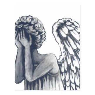 Fallen Angel Art Products Postcards