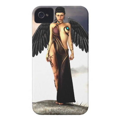 Fallen Angel Blackberry Bold Case