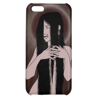 Fallen Angel - Demon Lady iPhone Case iPhone 5C Case