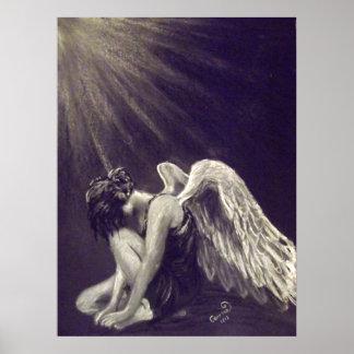 Fallen Angel - Draft 2 Poster