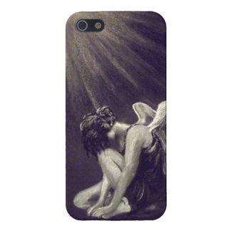 Fallen Angel iPhone 5/5S Covers