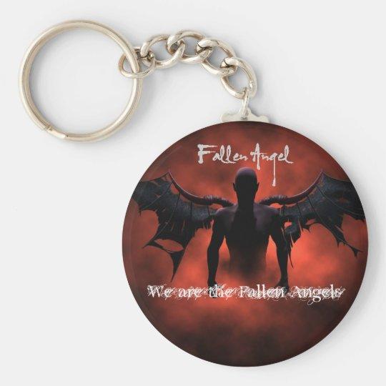 Fallen Angel Keychain