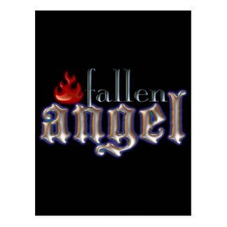 Fallen Angel Post Cards