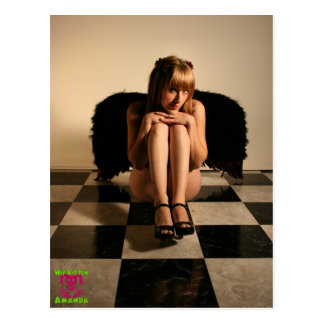 Fallen Angel Postcard