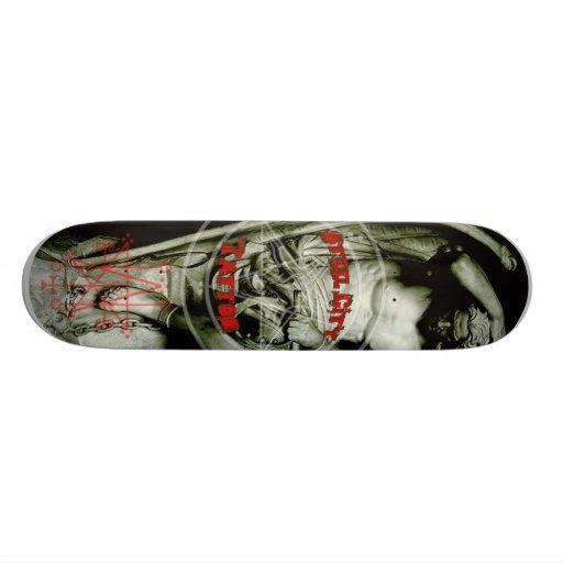 Fallen Angel Skateboard Deck