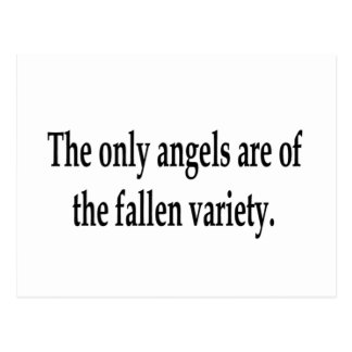 Fallen Angels Post Card