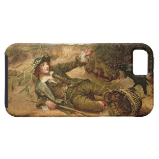 Fallen by the Wayside, 1886 (oil on canvas) iPhone 5 Covers