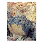 fallen cliff ledges postcard