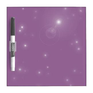 Fallen Dry-Erase Boards