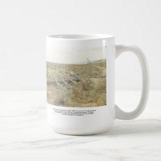 Fallen Giant: 1929 Transcontinental Lead Basic White Mug