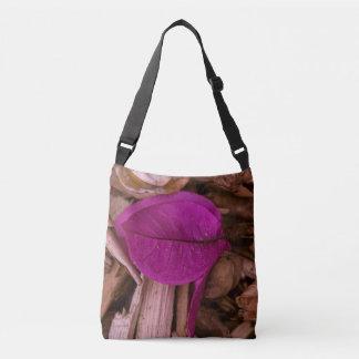 Fallen Leaf Crossbody Bag