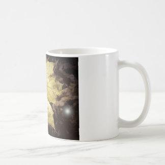 Fallen Leave Basic White Mug