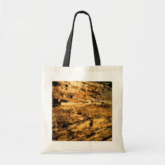 Fallen Log Budget Tote Bag