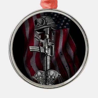 fallen soldier.jpg christmas ornament