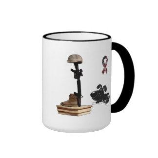 Fallen Soldier - Shadow Mourns Mugs