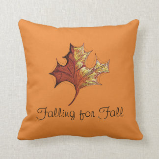 Falling for Fall Cushion