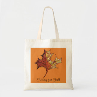 Falling for Fall Tote Bag
