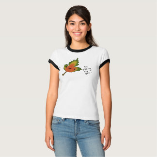Falling For you Leaf tee 5