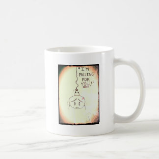 falling for you products coffee mug