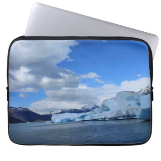 Falling Ice Laptop Sleeve