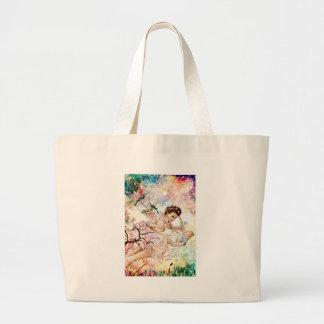 FALLING IN LOVE AGAIN.jpg Jumbo Tote Bag
